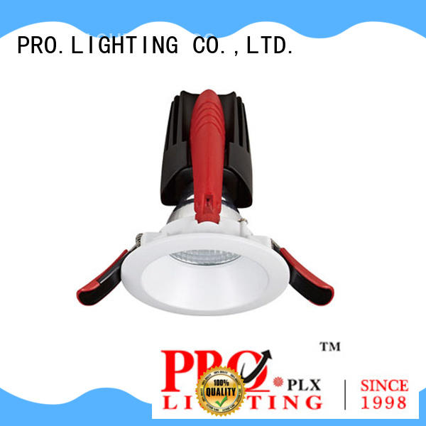 PRO.Lighting washer square led downlights supplier for ballroom