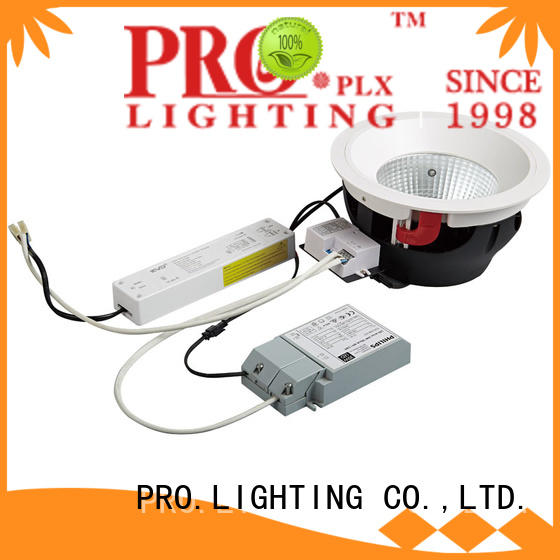 professional bunnings down lights trim factory price for ballroom