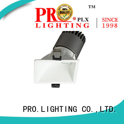 PRO.Lighting quality downlight osram led for stage