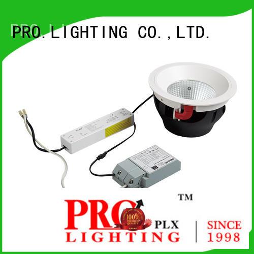 PRO.Lighting 10w cob downlight factory price for dance hall