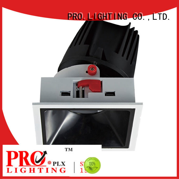 PRO.Lighting recessed led wall washer supplier for indoor