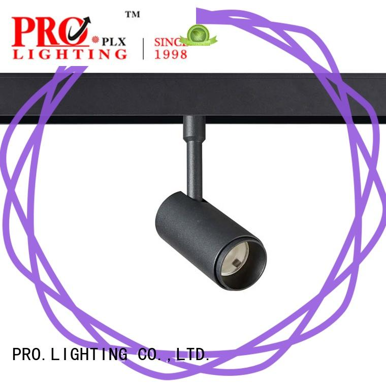 PRO.Lighting approved track lighting systems factory for shop