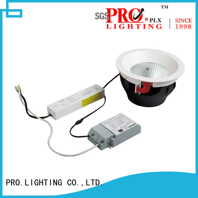 professional dimmable downlights light wholesale for shop