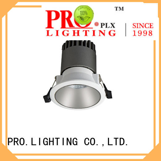 certificated spot led downlight factory price for stage