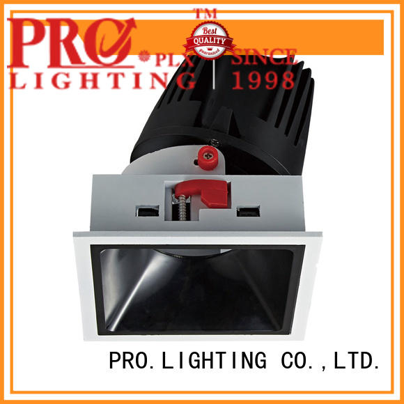 PRO.Lighting sturdy square wall washer factory price for cabinet