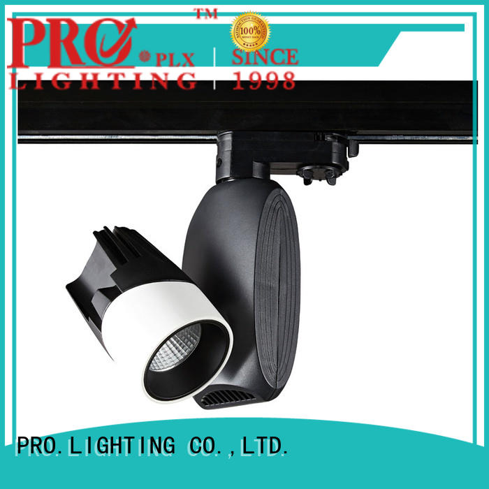 PRO.Lighting approved track light inquire now for ballroom