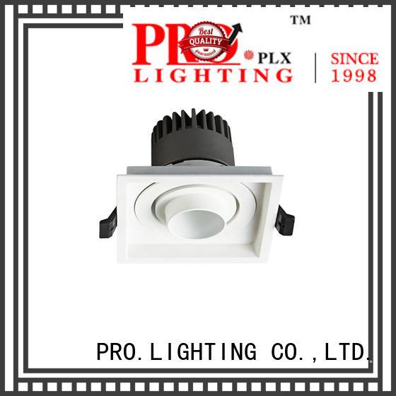 PRO.Lighting modular spot downlight personalized for restaurant