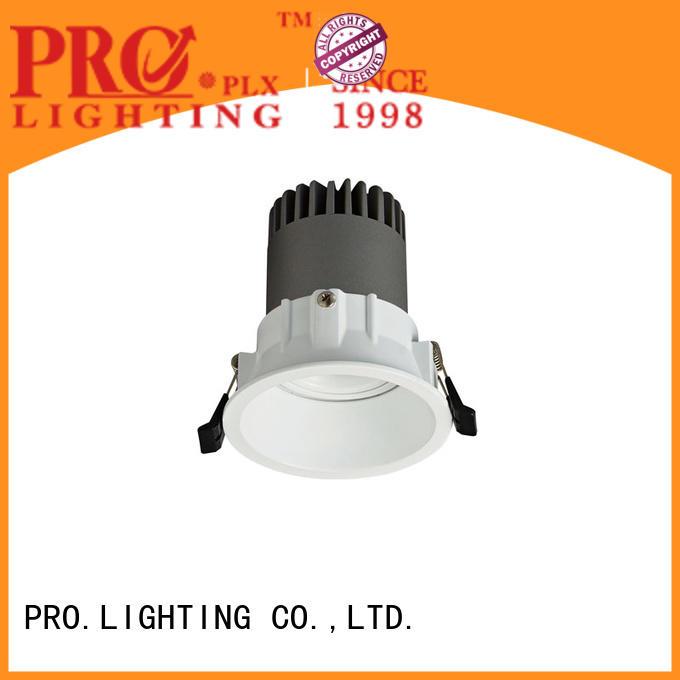 PRO.Lighting certificated spot downlight led supplier for ballroom