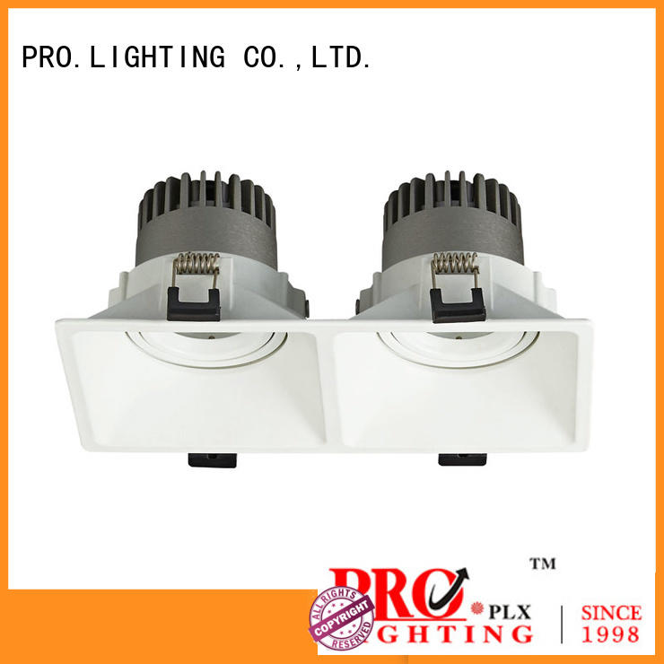 certificated spot led downlight factory price for dance hall