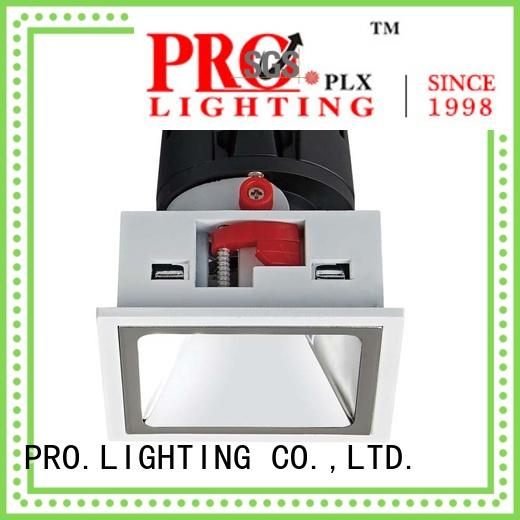 Pro.Lighting New Arrival Square Recessed Downlight Cob Led Down Light 10W SDL8003