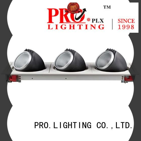 Pro.Lighting Wholesale Recessed Led Grille Spot Light 3x30W with 3 Heads SPL4030-3