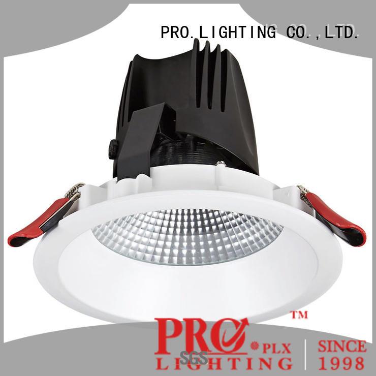 PRO.Lighting quality downlight housing wholesale for restaurant