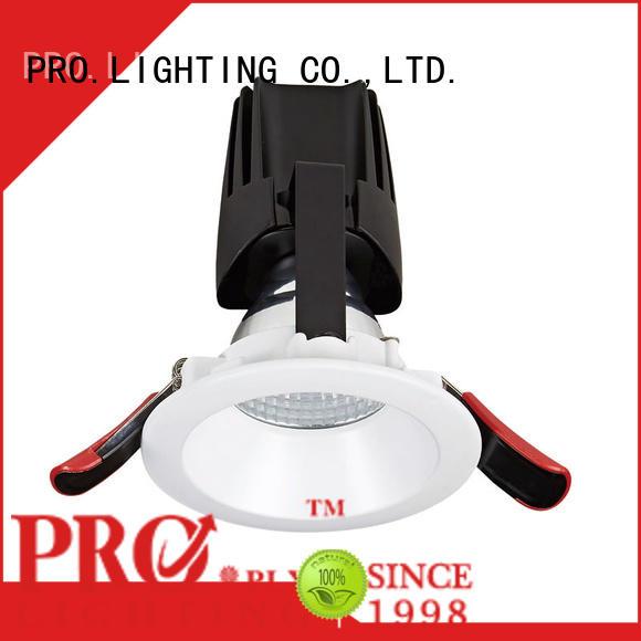 PRO.Lighting 50w residential downlight supplier for restaurant