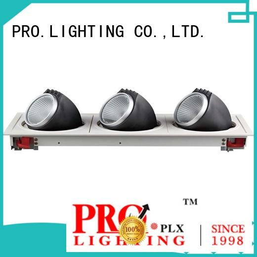 approved waterproof spotlight double design for shop
