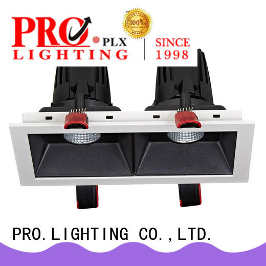 PRO.Lighting practical recessed gimbal led directly sale for dance hall