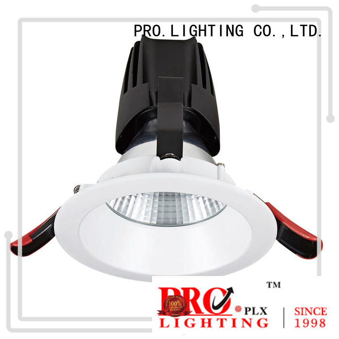 PRO.Lighting popular dimmable led downlights supplier for dance hall