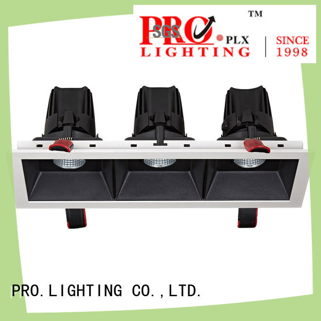 PRO.Lighting durable gimble downlight from China for stage
