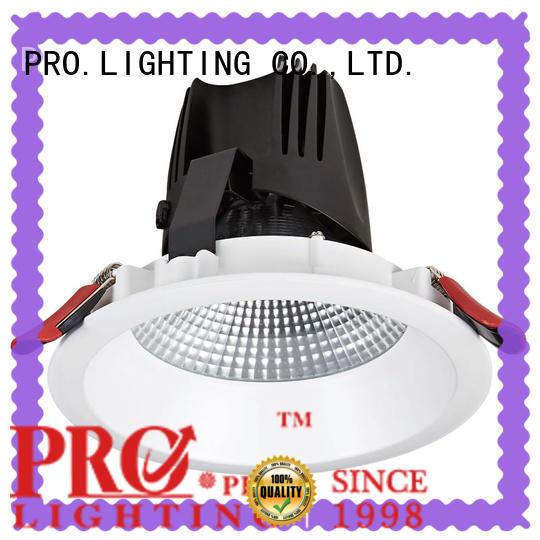 PRO.Lighting stable 110mm downlight wholesale for ballroom