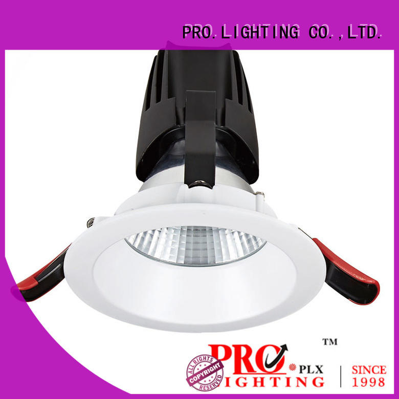 quality square led downlights arrival factory price for restaurant