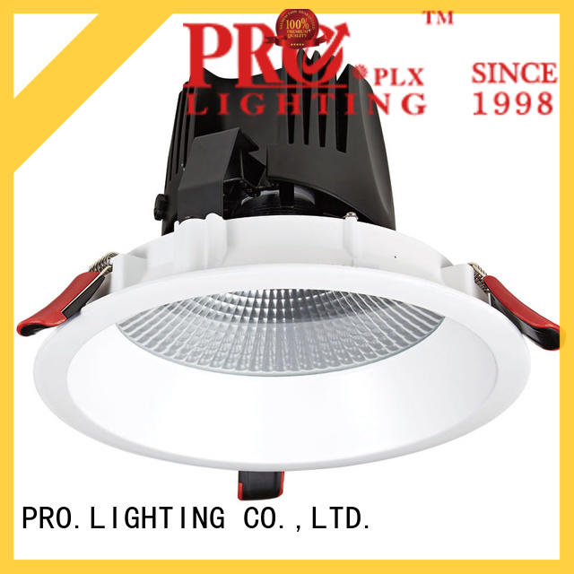PRO.Lighting stable 200mm downlight supplier for shop