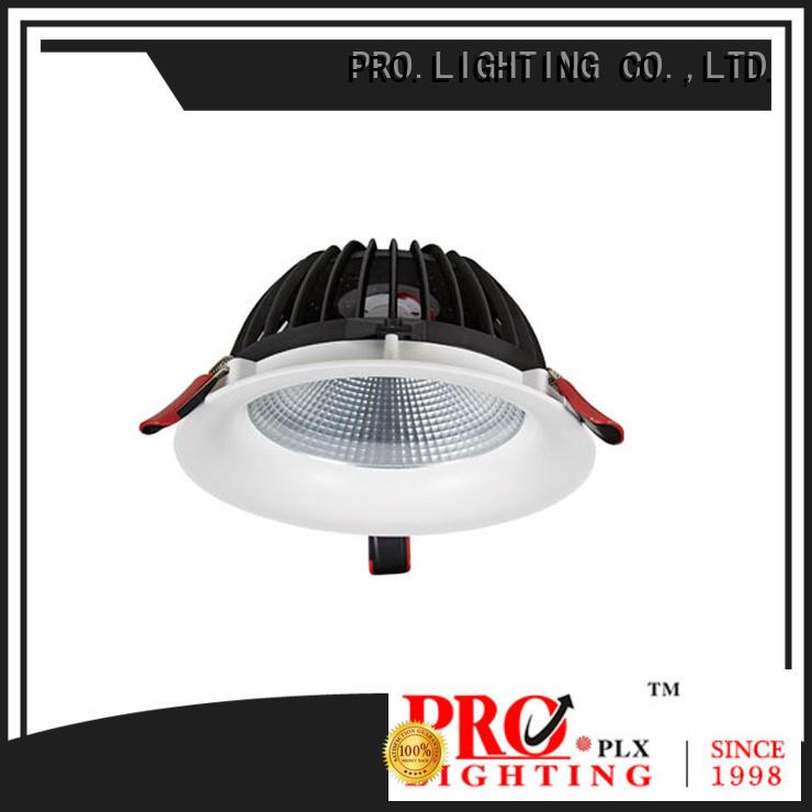 Pro.Lighting High Brightness Recessed Downlight Cob Led Down Light IP44 Rating 25W 10053N