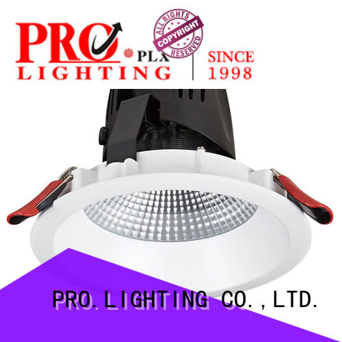 quality led down lights design factory price for ballroom
