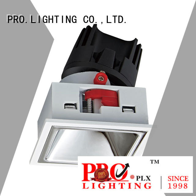 PRO.Lighting round wall washer light fixtures supplier for convention center