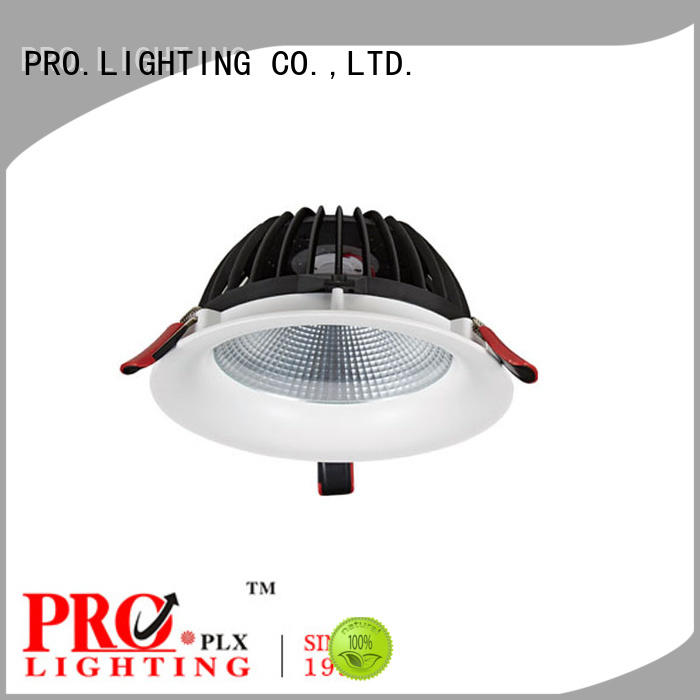 PRO.Lighting aluminum bathroom downlights wholesale for ballroom