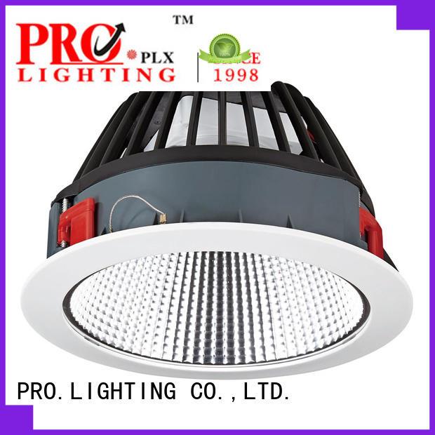 PRO.Lighting sturdy waterproof downlights supplier for restaurant