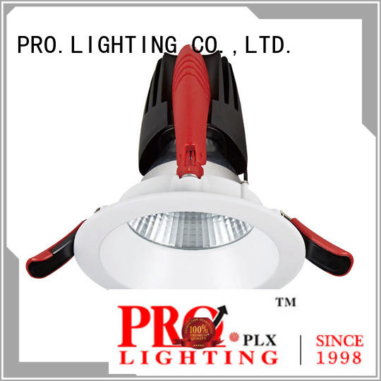 PRO.Lighting 40w ceiling down lights factory price for restaurant