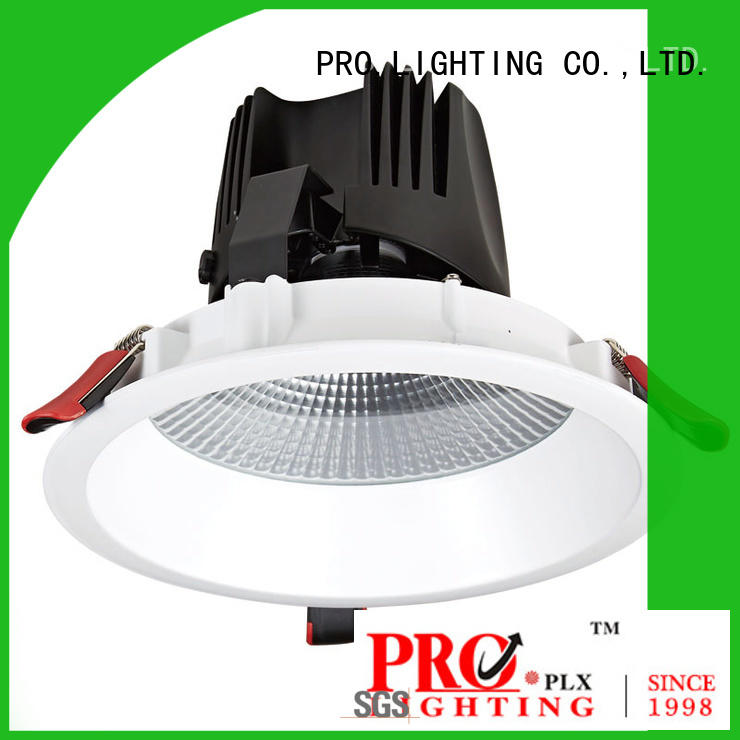 PRO.Lighting launched ip44 downlight supplier for ballroom