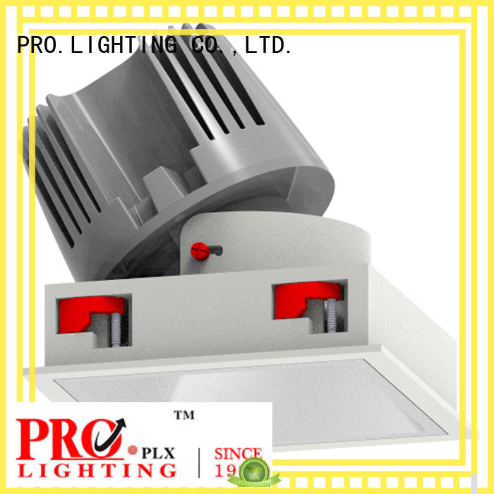 PRO.Lighting stable led wall washer downlight factory price for cabinet
