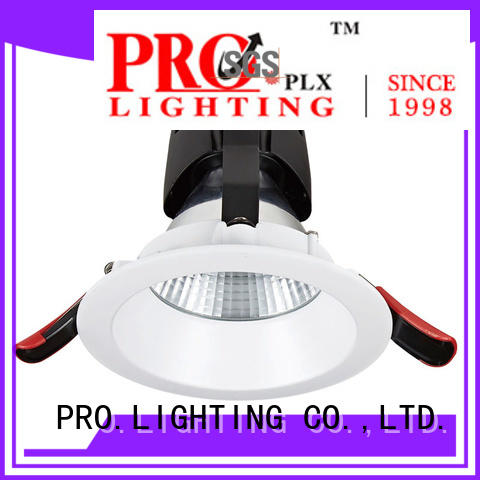 PRO.Lighting professional down light fixtures personalized for shop