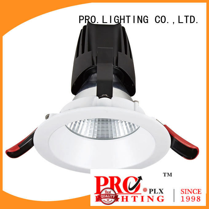 PRO.Lighting item waterproof downlights supplier for stage
