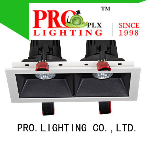 PRO.Lighting prolighting recessed gimbal led customized for home