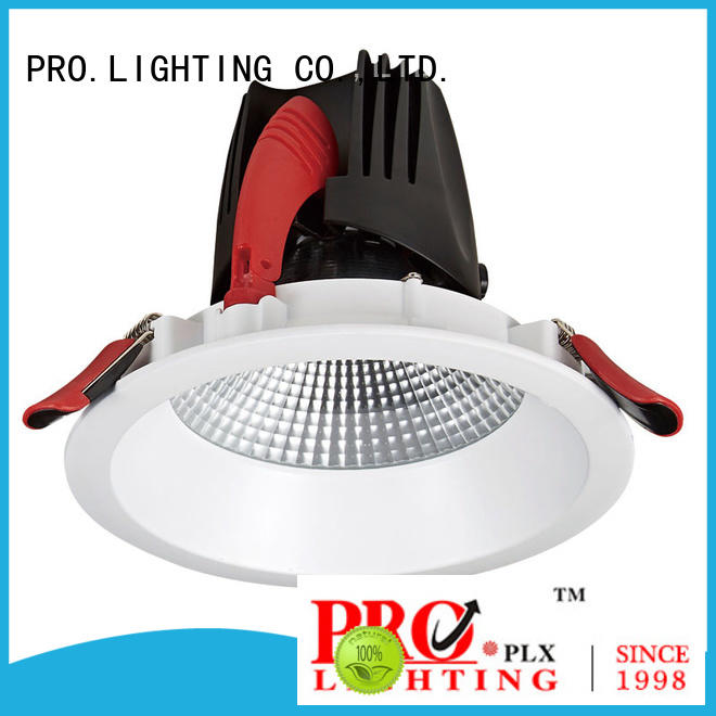 PRO.Lighting professional kitchen downlights personalized for ballroom