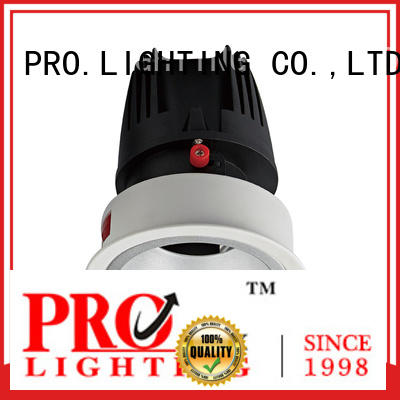 PRO.Lighting launched recessed ceiling downlight factory price for stage