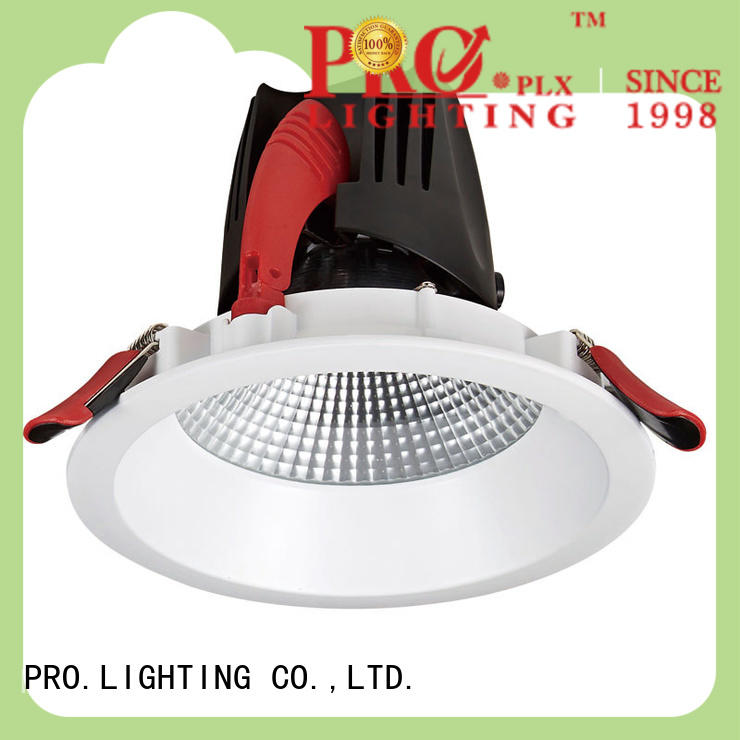 PRO.Lighting certificated residential downlight factory price for stage