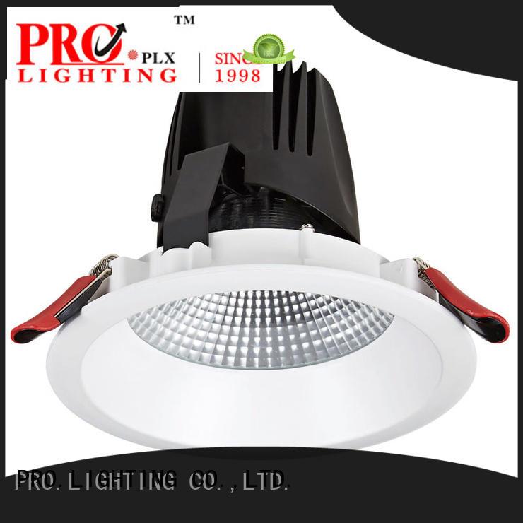 PRO.Lighting kit recessed led downlight supplier for shop