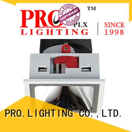 PRO.Lighting sensor emergency downlight personalized for dance hall