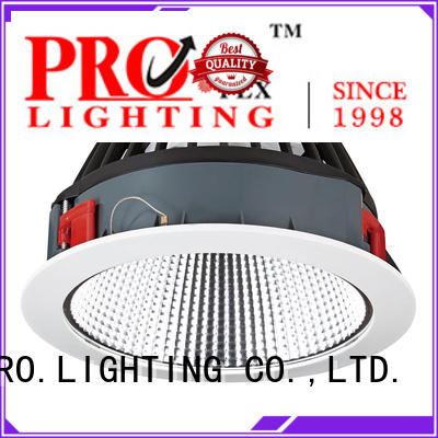 PRO.Lighting unique 10w led downlight supplier for restaurant