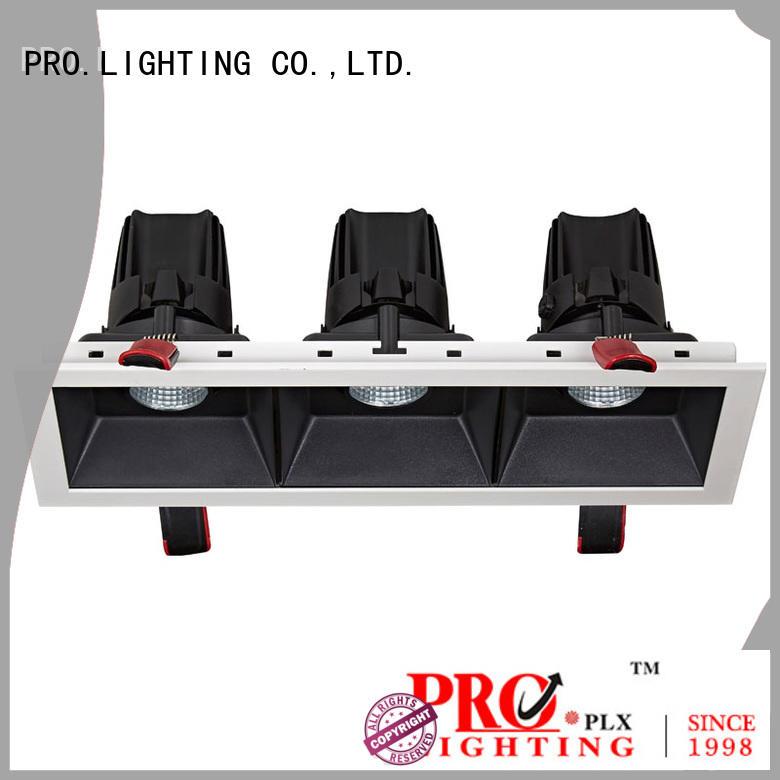 PRO.Lighting durable gimbal light fitting series for dance hall