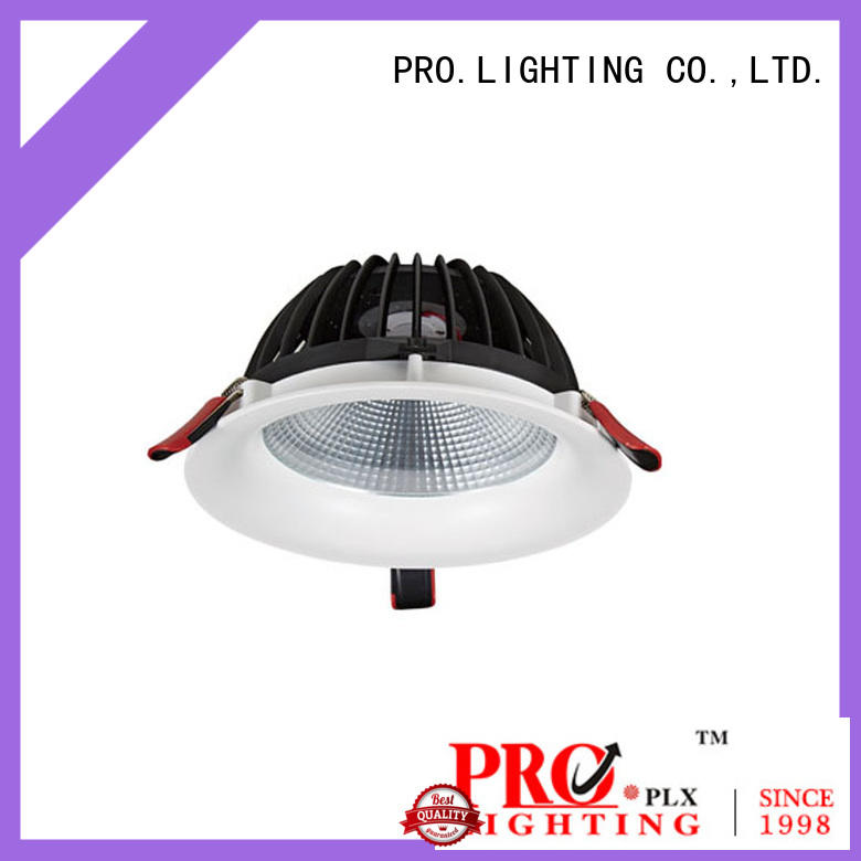 PRO.Lighting square ceiling down lights wholesale for dance hall