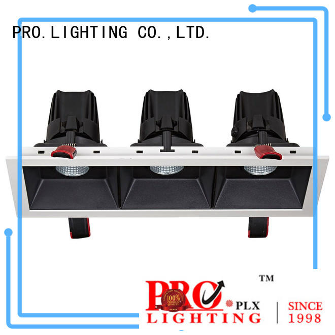 PRO.Lighting durable recessed gimbal led manufacturer for stage