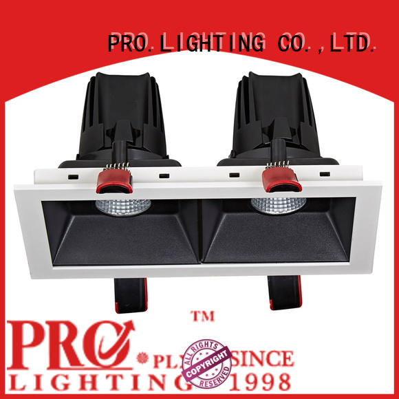 PRO.Lighting practical led gimbal light manufacturer for home