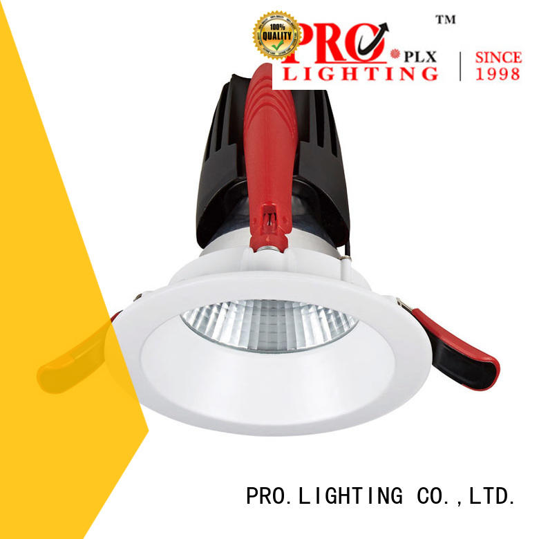 PRO.Lighting 10w ceiling down lights factory price for stage