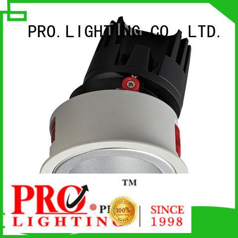 Pro.Lighting Round Recessed Walwasher Cob Led Wall Washer Light 10W DL8003