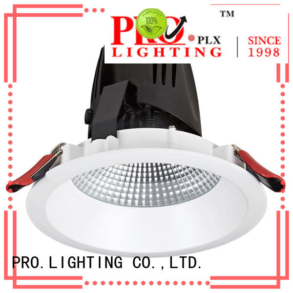 quality downlight design washer personalized for restaurant