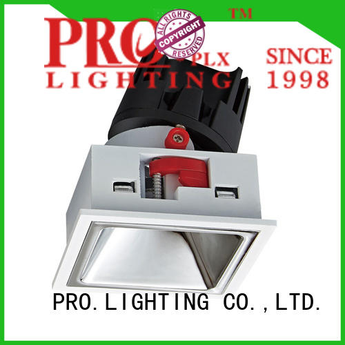 PRO.Lighting arrival led wall washer lights personalized for business center