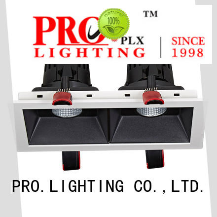 Pro.Lighting Aluminum Recessed Gimbal Spot Light 2x10W With Double Heads GBL6003-2
